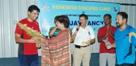 Bengal Badminton Academy Felicitates Vijay Lancy