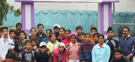 BBA ORGANIZED A WINTER CAMP AT JAMSHEDPUR ON DEC 2012