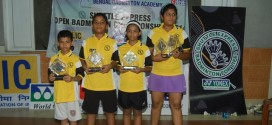 Shuttle Express Open Badminton Championship 2014